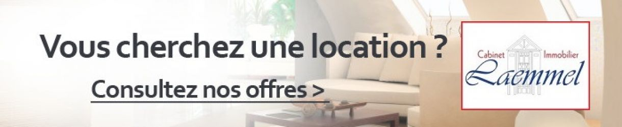 Agence Immobilière Cabinet Laemmel
